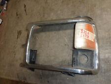 Driver Headlight Trim Bezel Dodge Dakota Pick Up 91 92 93 94