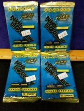 4X sealed Packs 1998-1999 Pacific Premiere Hockey:HOF, Sealed,Stars,RCs,Rookies