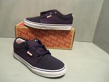 Vans Youth Chukka Low Persian Night  Blue Skate Shoes Canvas size 6 NIB New