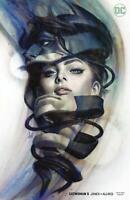Catwoman #5 Stanley Artgerm Lau Variant Cover DC