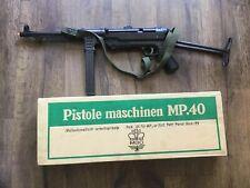 REPLICA NOT REAL MGC MP 40 Replica Gun IN BOX MGC68 9mm Free Shipping