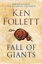Fall of Giants (The Century Trilogy), Follett, Ken | Hardcover Book | Acceptable