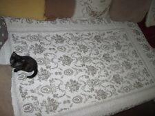 Tagesdecke*Quilt*Chic Antique*Bettüberwurf*Shabby chic*weiß*Rosen*Decke*Vintage