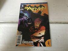 BATMAN (2011 New 52) Annual #3 DC Comics 1st Print Justice League Flash Superman