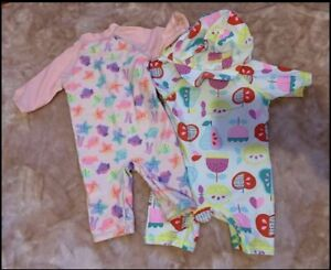 baby girl swimming costume 9-12 months