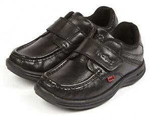 Kickers Reasan Strap Infant Black RRP £45.00