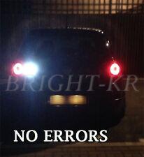 VW GOLF MK5 TDI TSI XENON ICE WHITE REVERSE CREE LED LIGHT BULB UPGRADE CANBUS