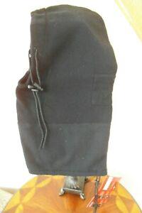 NEW Hot Headz Hot Wavez Extreme Reversible 6 in 1 Fleece Hood BlacK /Key Light F