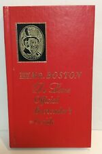 Old Mr. Boston DeLuxe Official Bartender's Guide (Hardcover 1967) 40th printing
