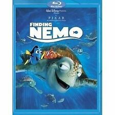 FINDING NEMO - BLU RAY - NEW / SEALED