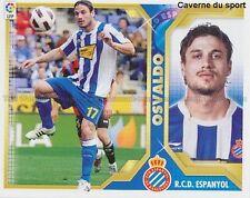 N°15A DANIEL OSVALDO # ARGENTINA RCD.ESPANYOL STICKER CROMO PANINI LIGA 2012