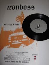 """IRONBOSS – Motorcycle Man – 7"""" – stoner"""