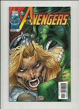 Avengers  #5 NM  Vol 2  VARIANT!