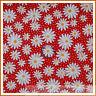 BonEful Fabric FQ Cotton Quilt Red White Yellow S Disney Minnie Flower Daisy Dot