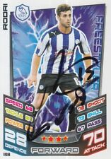 RODRI FIRMADA A MANO SHEFFIELD WEDNESDAY 12/13 PARTIDO ATTAX TARJETAS 2012/2013