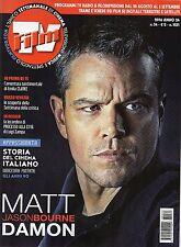 Film Tv 2016 34#Matt Damon,Emilia Clarke,jjj