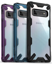 For Samsung Galaxy S10 | Ringke [FUSION-X] Shockproof Armor Bumper Cover Case