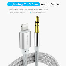 Lightning auf zu 3,5mm AUX Audio Kabel Adapter für Apply iPhone 11 7 8 Plus X XS