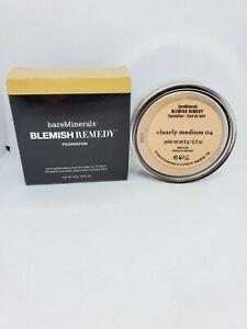 New bareMinerals Blemish Remedy Foundation - Clearly Medium 04 - 6g / 0.21 oz