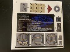 UCS  lego Sticker Sheet for Set 75192