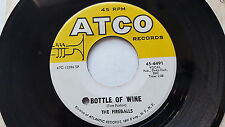 """THE FIREBALLS - Bottle Of Wine / Can't You See I'm Tryin' 1967 ATCO 7"""" EX-"""