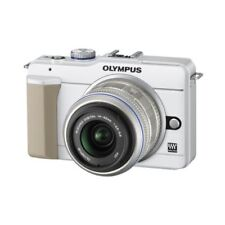 Excellent! Olympus E-PL1S 12.3MP with 14-42mm White - 1 year warranty