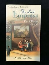 THE LAST EMPRESS the she-dragon of china KEITH LAIDLER  NEW UNREAD PAPERBACK