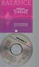 CD--VARIOUS UND VARIOUS -- -- -- BALANCE -- VOL. 1 --