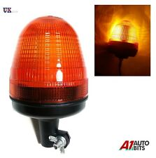 RECOVERY STROBE AMBER LED LIGHT ORANGE BREAKDOWN FLASHING BEACON TRUCK CAB LORRY