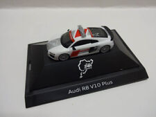 Herpa 102001 Audi R8 V10 plus Safety Car 24h Nürburgring 1:87 Neu