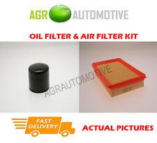 PETROL SERVICE KIT OIL AIR FILTER FOR HYUNDAI ELANTRA 1.8 132 BHP 2000-06