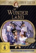 SHIRLEY TEMPLE/ANGELA CARTWRIGHT - SHIRLEY TEMPLE'S IM WUNDERLAND  DVD NEU