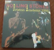 "ROLLING STONES ""BRIXTON ACADEMY 1995"" 3LP DELUXE BOX SET SOUNDBOARD N. 565/1000"