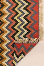 nomades Kelim très bien pièce unique PERSAN TAPIS tapis d'Orient 1,51 x 1,08
