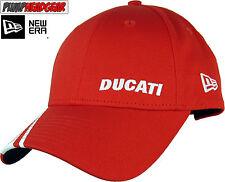 Ducati New Era 940 Racing Stripe Red Cap