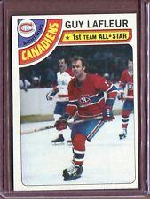 1978 Topps 90 Guy Lafleur AS1 EX-MT #D88538