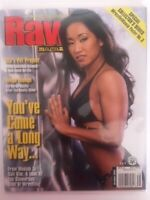WWE Raw Magazine 2003 October You've Come a Long Way...Gail Kim 2 of 4 WWF TNA