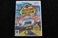 Emergency Mayhem Nintendo Wii