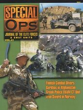 Special Ops Journal No. 41 (Finnish Combat Divers, Gurkhas, Greek Police EKAM)