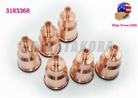 OEM 6X Injector Sleeve Tube Copper 3183368 For Volvo D12 D13 16 Mack MP7/8/10