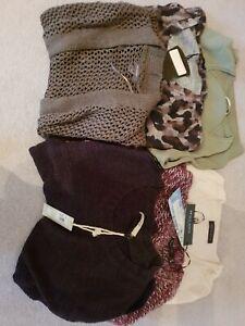 Ladies Jumper/cardigan Bundle Size 10