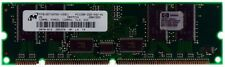 Micron 128mb SDRAM Server-memoria 168-pin cl3 ECC [8283]