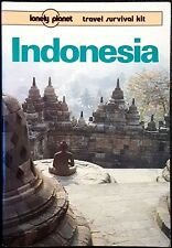 AA.VV., Indonesia, a travel survival kit, Ed. Lonely Planet, 1990