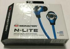 Monster N-Lite In-Ear Only Headphones - Blue