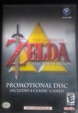 Legend Of Zelda Collectors Edition Rare! + Ocarina of Time(Disk Only) GameCube