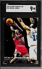 1993-94 Topps Stadium Club #169 Michael  Jordan HOF'er SGC 9 mint  $$$$