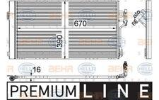 HELLA Condensador de aire acondicionado Para MERCEDES VIANO 8FC 351 343-004