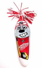 NHL Detroit Red Wings Kooky Klicker Kollectible Pen Clip Authentic Serie 2 Key