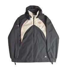 RARE Adidas London 2012 Olympic Coca Cola Staff Jacket Full Zip Mens UK 36/38 M