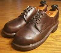 Dr. Doc Martens AWOO4 Unisex Oxford Shoes US 7 Shoe MADE IN ENGLAND